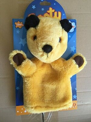 Sooty Bear Hand Puppet Brand New