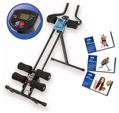 New Gymform Ab Generator Gym Workout Strength Training Exercise Fitness Core Abs