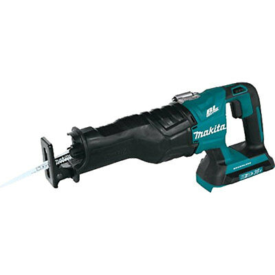 18V X2 LXT Li-Ion 36V Brushless Cordless Recip Saw (Tool Only) Makita XRJ06Z New