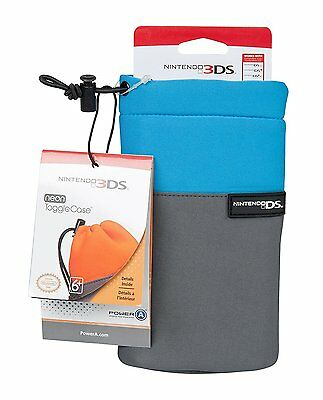 Gameboy 3Ds Pouch - Toggle Case - Blue