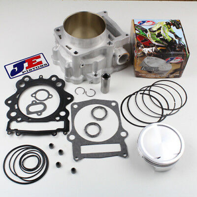Yamaha Raptor 700R 734cc 105.5mm Big Bore Cylinder 12.5:1 JE Piston Gasket Kit