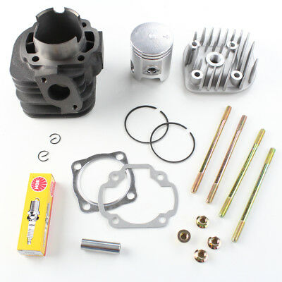 Arctic Cat 90 Y-12 Youth Cylinder Head Piston Gasket Top End Kit 2002-2004