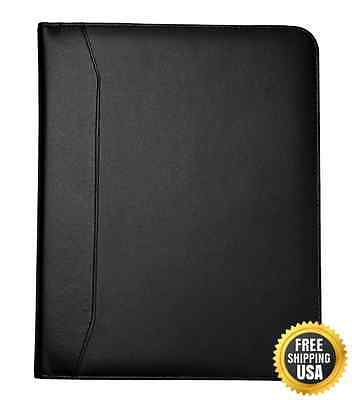 Business Letter Size Executive Padfolio Portfolio with Writing Pads New