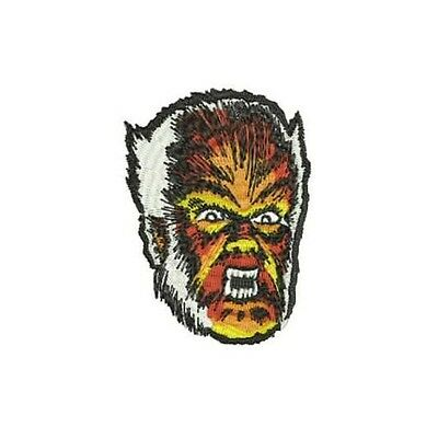 The Wolfman Iron-On Patch for Halloween Costume