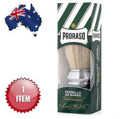 Proraso Shaving Set - Bristle Brush + Soap + Pre - Shave Cream (Select Options)