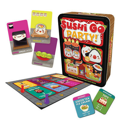 Sushi Go Party! Board Game NEW