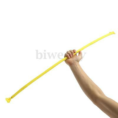 Indian Yellow Stiff Rope Magic Trick Close Up Street Kids Party Show Stage Bend