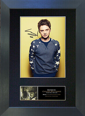CONOR MAYNARD Signed Mounted Autograph Photo Prints A4 347