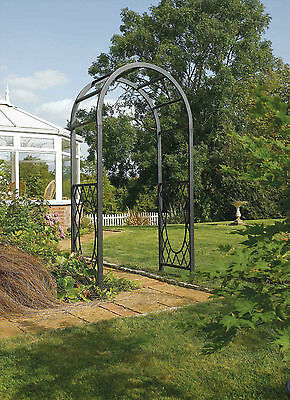 Round Top Metal Arch