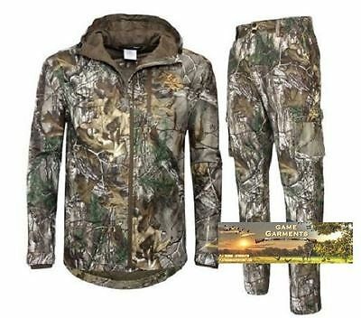 Realtree Camouflage Jacket and / or Trousers. Hunting / Shooting / Fishing
