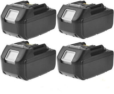 4x 3.0AH 18V Battery For Makita BL1830 BL1815 LXT Lithium Ion Cordless