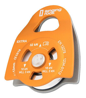 Singing Rock PULLEY EXTRA ROLL (Climbing,Rope Access Equipment )