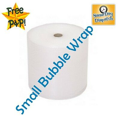 Quality Small Bubble Wrap Packaging Storage Removals Cheapest 500mm x 100m