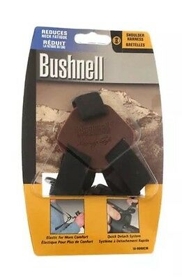 ,Bushnell Binocular Shoulder Harness Quick Detach Easy Use