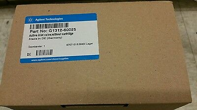 Agilent Technology. Active Inlet Valve, without cartridge, G1312-60025