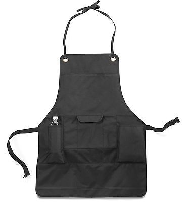 Gemline Just Grillin' Apron with Multiple pockets for the storage of tools - New