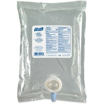 Purell Advanced Instant Hand Sanitizer NXT Refill, 1000-ml Pouch NEW!