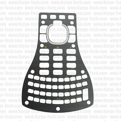 Keypad Keyboard Overlay Replacement for Trimble TSC3 (QWERTY version)