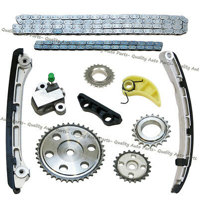 Timing Chain Kit for MAZDA 3 6 CX-7 2.3L MPS L3K9 TURBO 2007-2013 with Gears