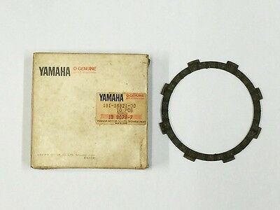 Yamaha Plate Clutch Friction Yl2 Dt50 80 Yz50 80 Genuine Nos Japan 131-16321-00