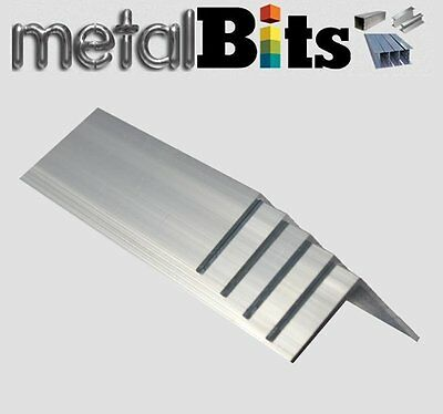 Aluminium Angle - Sizes 250mm - 3000mm