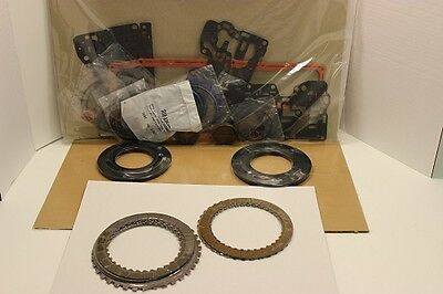 RE0F09A (CVT) Master Rebuild Kit  W/Steels 2003 - UP (Fits:NISSAN) JF010E