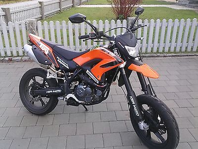 125ccm cross maschine motorrad bike dirtbike 17 14 young star deluxe eur 600 00 picclick de. Black Bedroom Furniture Sets. Home Design Ideas