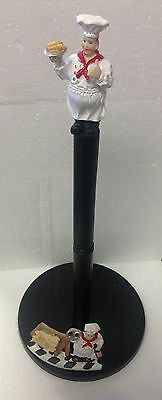 ITALIAN CHEF Paper Towel Holder / Stand *NEW*!