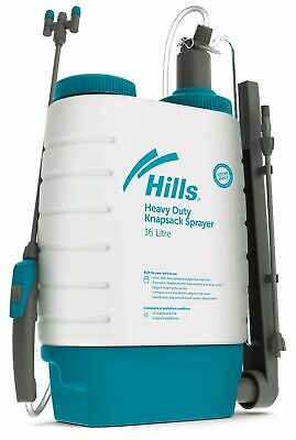 Hills 16L Heavy Duty Knapsack Sprayer Industrial Garden and Chemical Sprayer