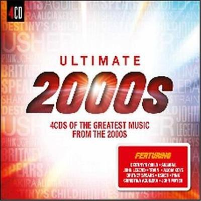 ULTIMATE 2000s VARIOUS ARTISTS 4 CD NEW
