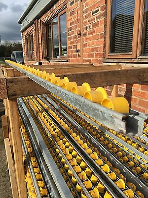 conveyor roller track used also to make bollies