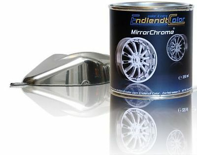 MirrorChrome Effektlack Chromlack 250 ml
