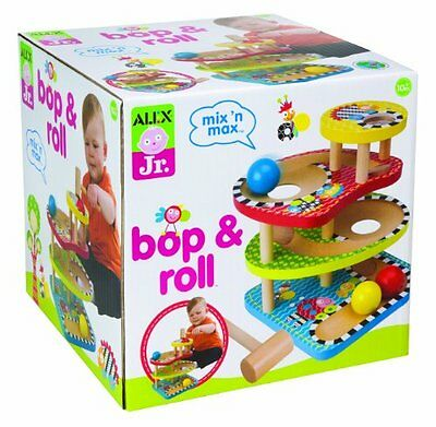 Alex Toys Jr. Bop And Roll Baby Soft Toy