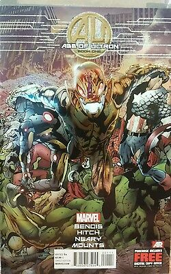 Age Of Ultron Book One