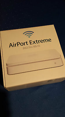AirPort Extreme 802.11n Wi-Fi