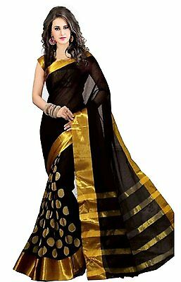 Bollywood Ethnic Indian Designer Party Wedding Saree Sari with Blouse