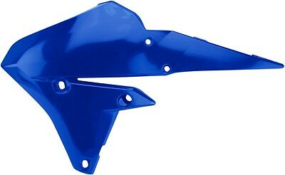 Cycra 1CYC-1779-62 Powerflow Intake Radiator Shrouds Blue