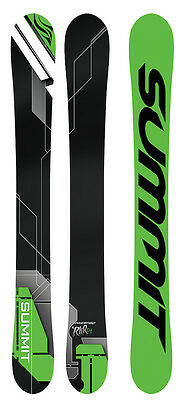 Summit Skiboards Invertigo 118cm RKR Snowblades Atomic L10 Release Bindings