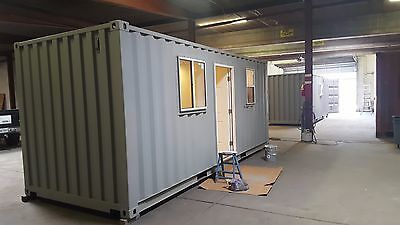 20' FT  Bunk-House -160 Sqft Ready for FEMA OR ???  by Universal Container Homes