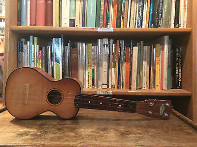 1950's VINTAGE HARMONY UKULELE RE-STRUNG NEW STRINGS & SERVICED