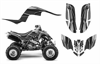 Raptor 660 graphics Yamaha 660R decal sticker kit #5600 Metal