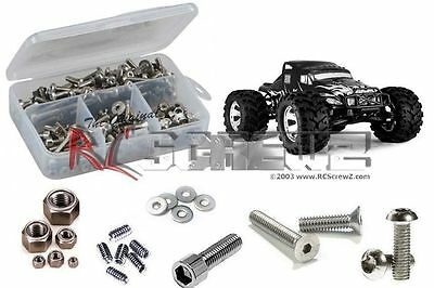 RC Screwz Redcat Racing Earthquake 3.5 1/8th Stainless Steel Screw Kit RCR017