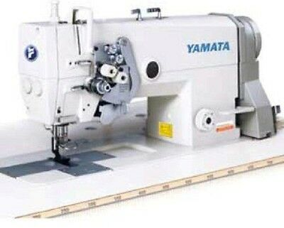 "Yamata FY-875 Sewing Machine Double Needle Split Bar 1/4""-Head Only"