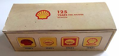 Shell Heritage Canisters Collector's Case (Limited Edition) ~ 125 Years Malaysia