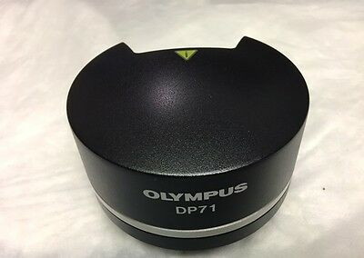 Olympus DP71 12.5 megapixel Microscope Camera only
