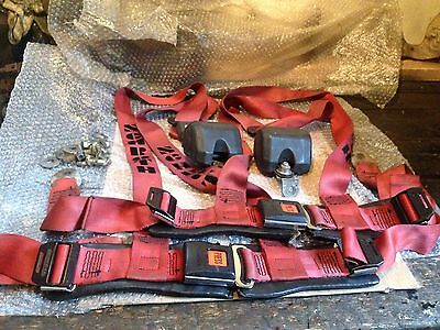Schroth Harness Belts with ASM System  Pair