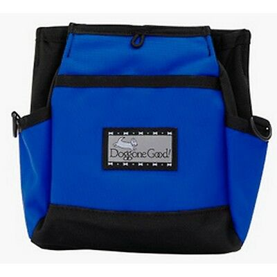 Doggone Good Rapid Reward Treat Bag - Blue. New and shipped from the UK.