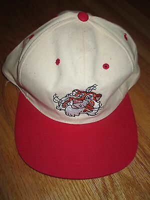 Vintage Exxon Rely on the Tiger (Adjustable Snap Back) Cap