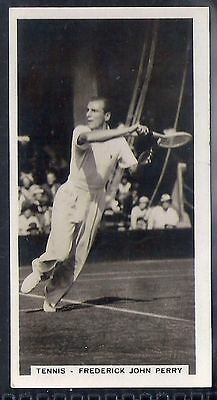 Pattreiouex-Sporting Celebrities (F54)-#50- Tennis - Fred Perry