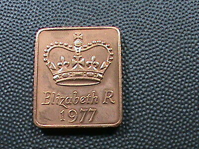 Great  Britain    1977     Proof  Set  Medal
